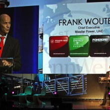 Delivering Opening Keynote at Powergen Europe 2010