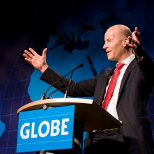 Opening Plenary Session of Globe 2010 - Vancouver